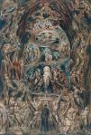 William Blake, Epitome of James Hervey's `Meditations among the Tombs', c1820-5 C Tate, London