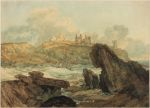 Joseph Mallard William Turner, Dunstanburgh Castle, 1798-1800. Courtesy Laing Art Gallery, Tyne & Wear Archives & Museums