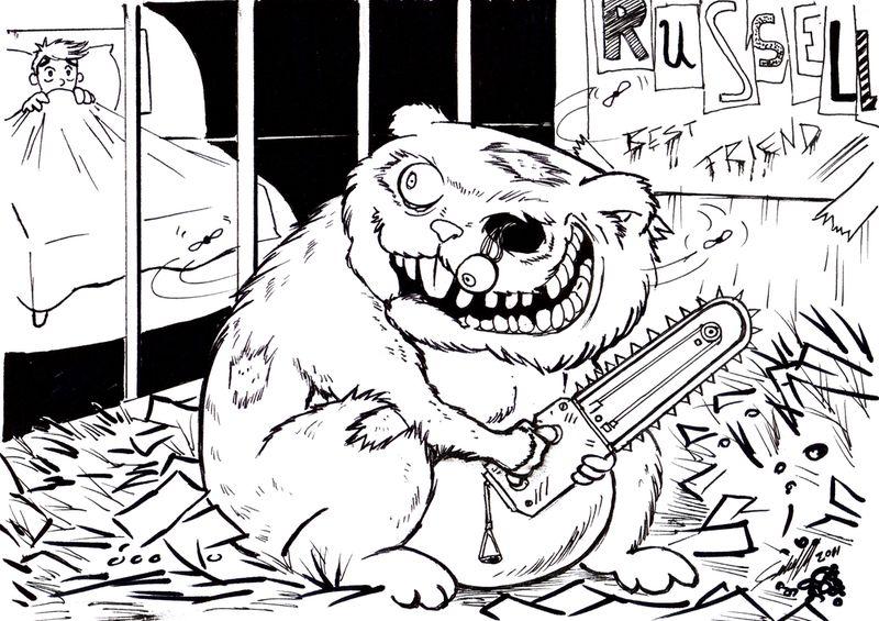 Smiley – A short horror story – Sloucher org