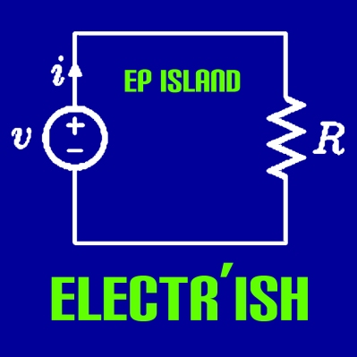 EP Island_Electr'ish-CD-cover