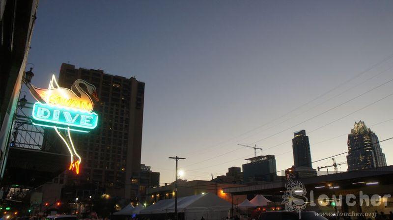 Austin skyline. No drones. Yet.