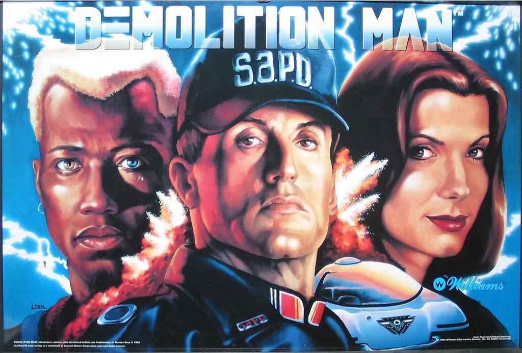 Demolition man galleries 85