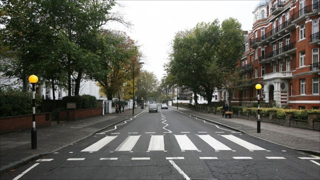 Zebra Crossing. Source http://www.bbc.com/news/uk-england-london-12059385