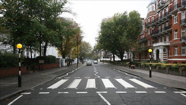 Zebra Crossing. Source http://www.bbc.com/news/uk-england-london-12059385