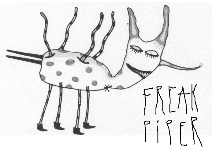 5. Freak piper